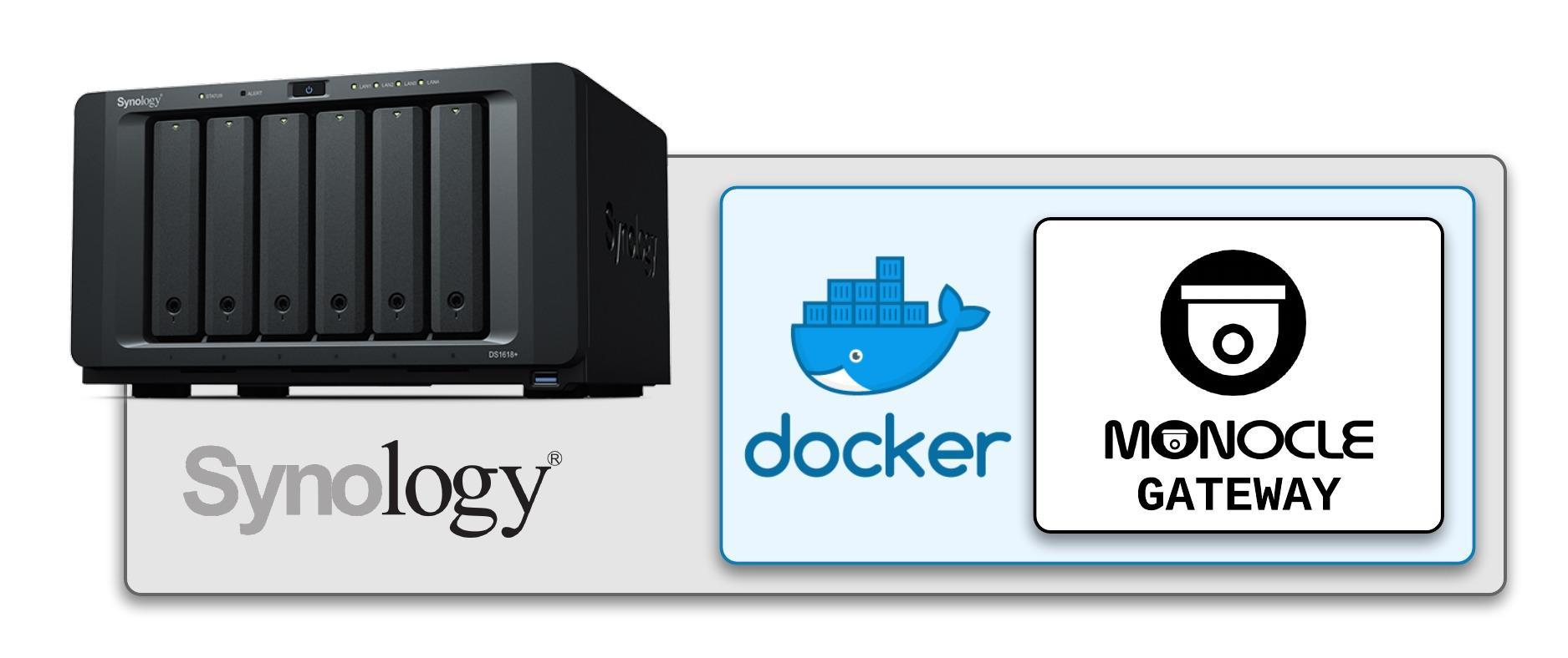 How To Install Monocle Gateway on a Synology NAS as a Docker Container
